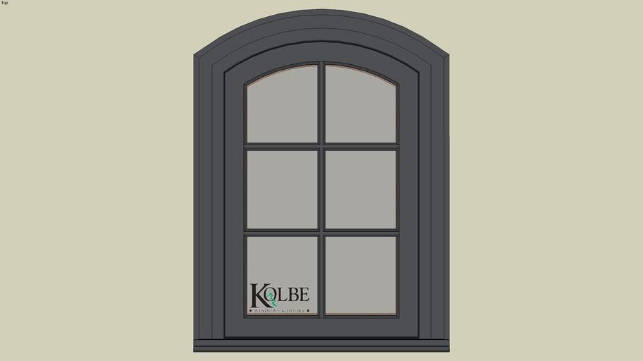 """Kolbe Ultra Segment Head Casement KUW13-SEG (F.S. 2'-0"""" x 3'-0"""" R.O. 2'-0 1/2"""" x 3'-0 1/2"""")"""