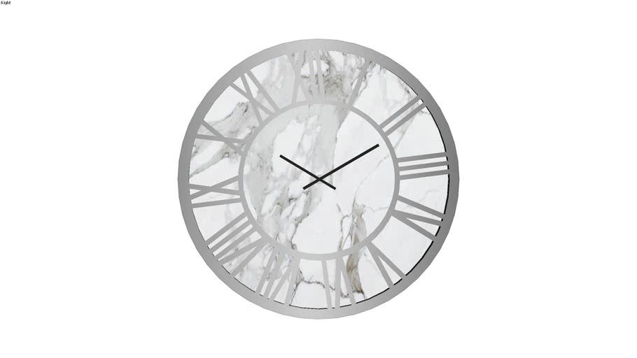 51596 Wall Clock Thunder 61cm