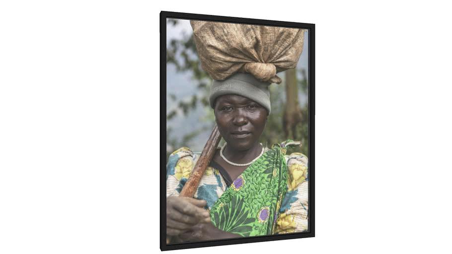 Quadro Faces of Africa - Galeria9, por Galeria9