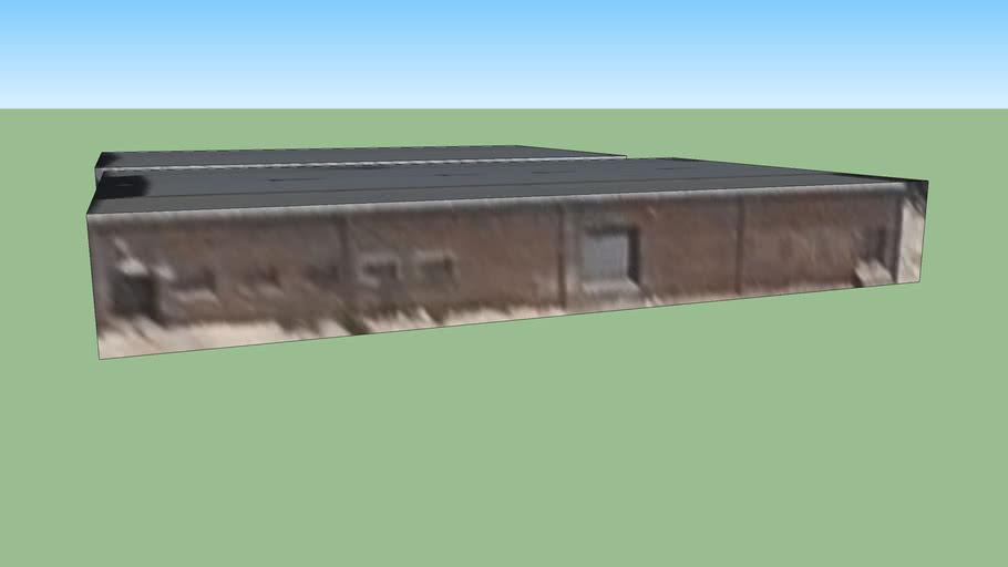 Adresa budovy: Pietersburg, Južná Afrika