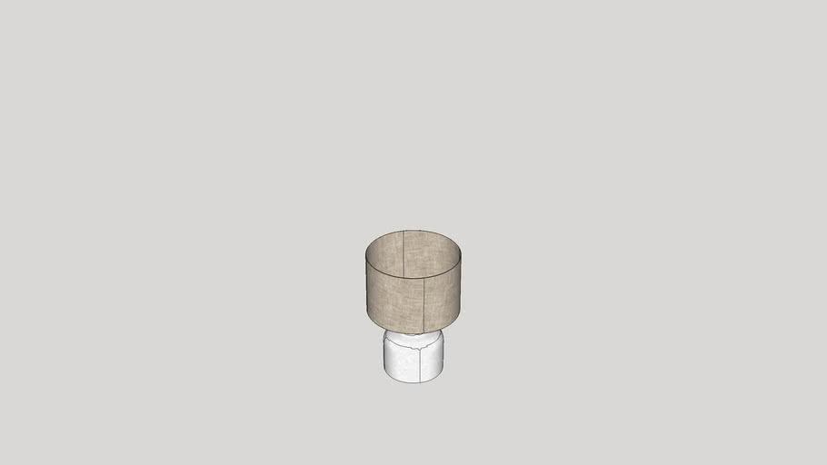 "La Merced 17"" Table Lamp"