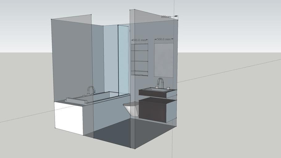 Current Bathroom Dzialo