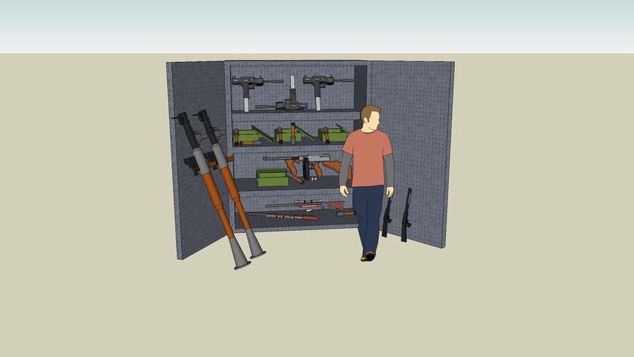 sketch-up terrorist