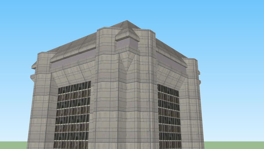 Torre Brutalista 2