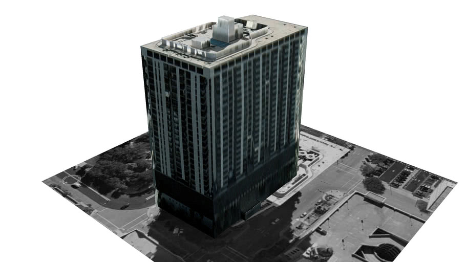 Bayfront Tower / Central Ave / Beach Dr S / 1st Ave S / 1st St S