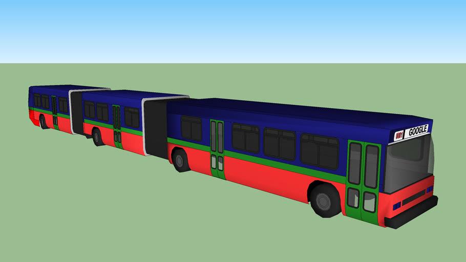Çok Uzun Google Otobüsü/Very Long Google Bus