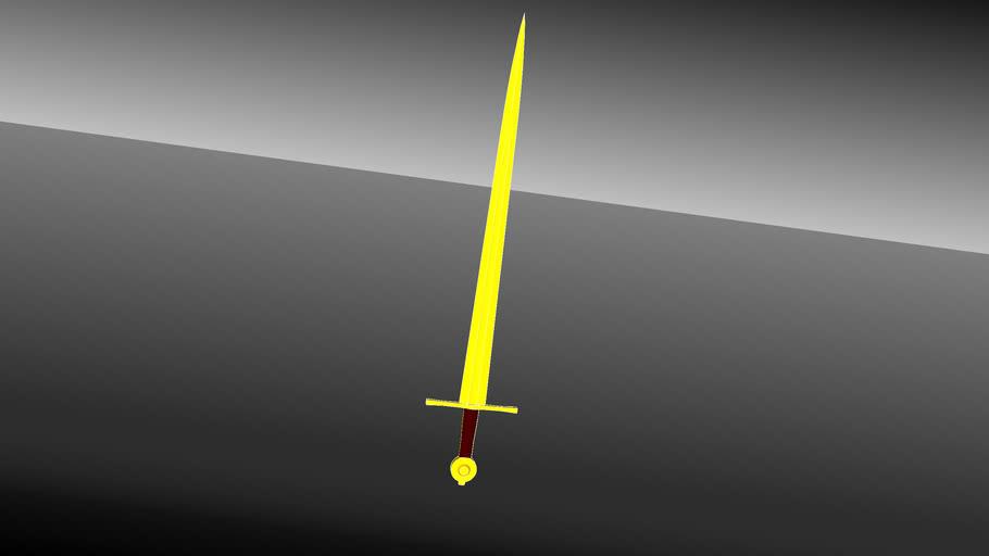 Golden Sword