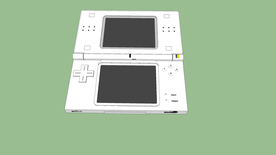 Nintendo DS Lite - By Timaeus