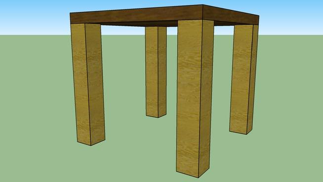 stool (stolička)