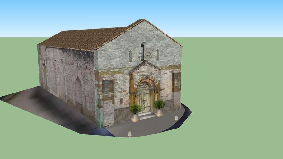 Ancienne église Saint Valérien