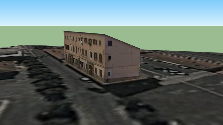 Edificio 5 via Giacomo Matteotti, Valmontone