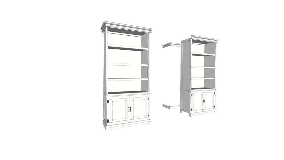 bookcase-self