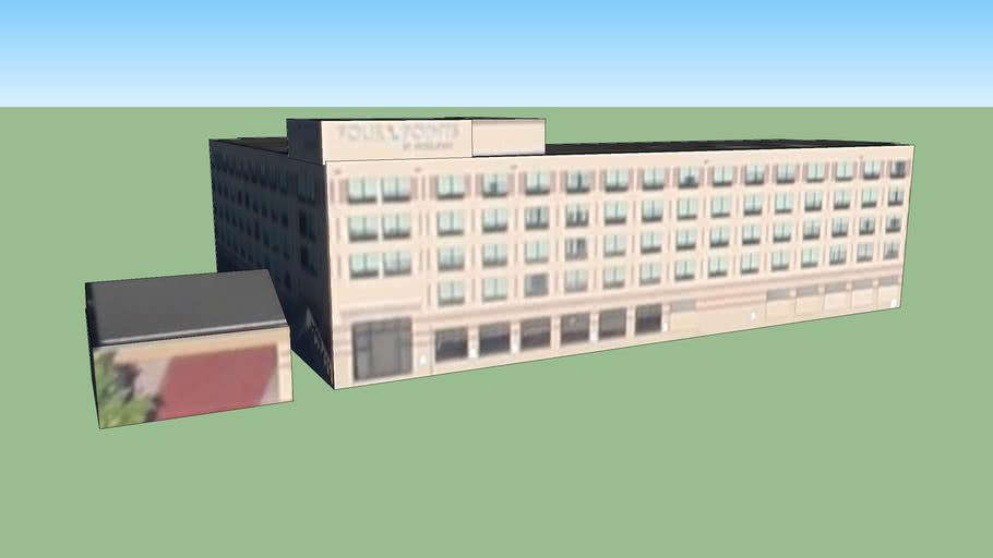 Building in Filadélfia, Pensilvania, EEUU