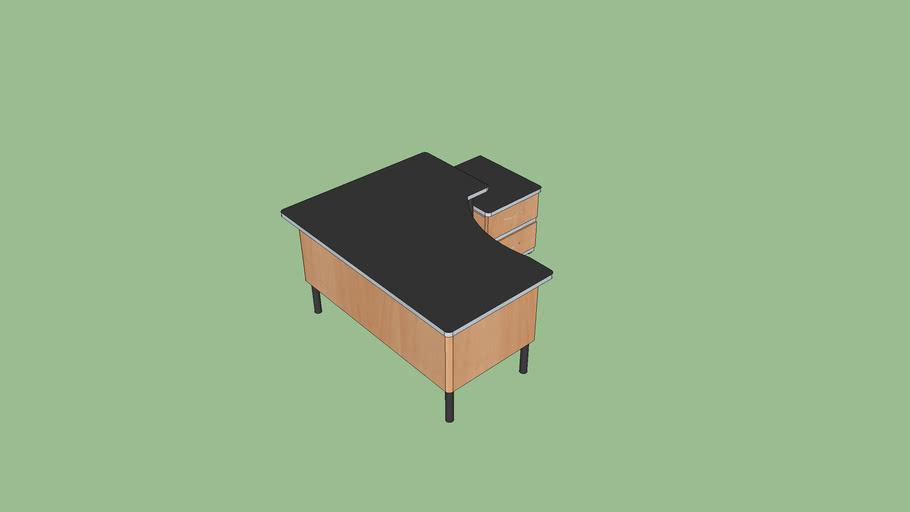 Bureau bois