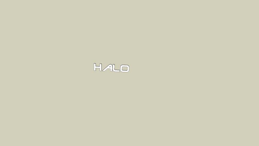 Halo Text