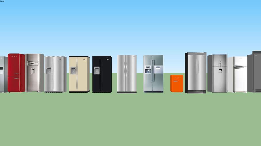 Refrigeradores (Refrigerators)