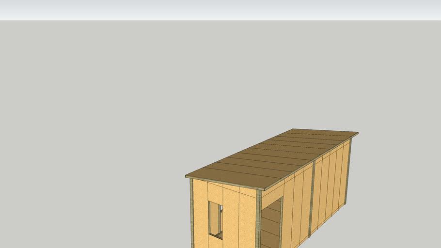 Gartenhaus Design (Pat)