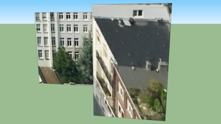 Gebouw in 1071 DB Amsterdam, Nederland