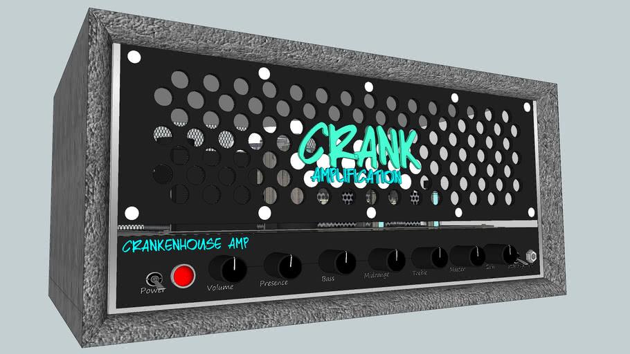 Crankenhouse Amplifier