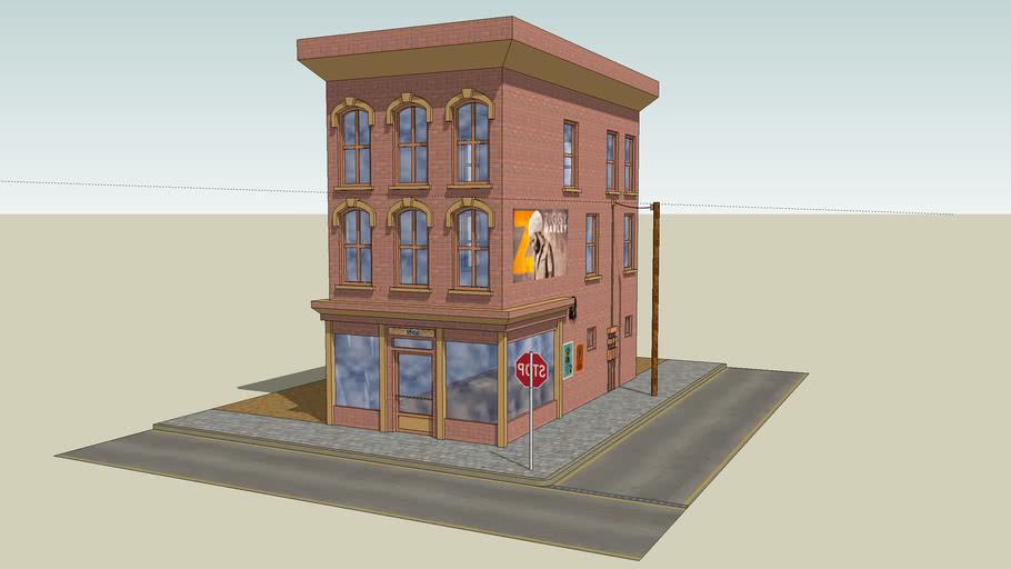Building from Blender 3D tutorial