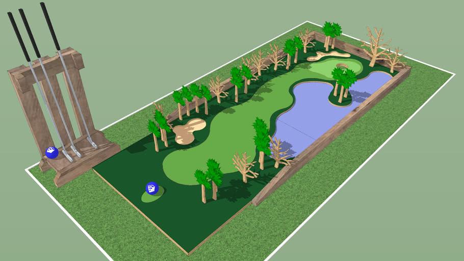 Mini Desert Springs Golf Club