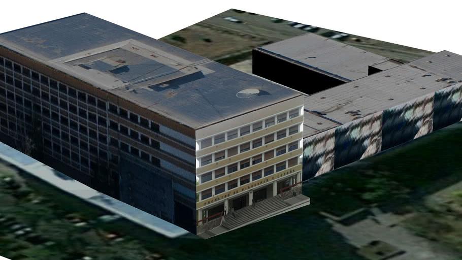Facultad de Filosofía y Letras, UNCuyo, Mendoza, Argentina