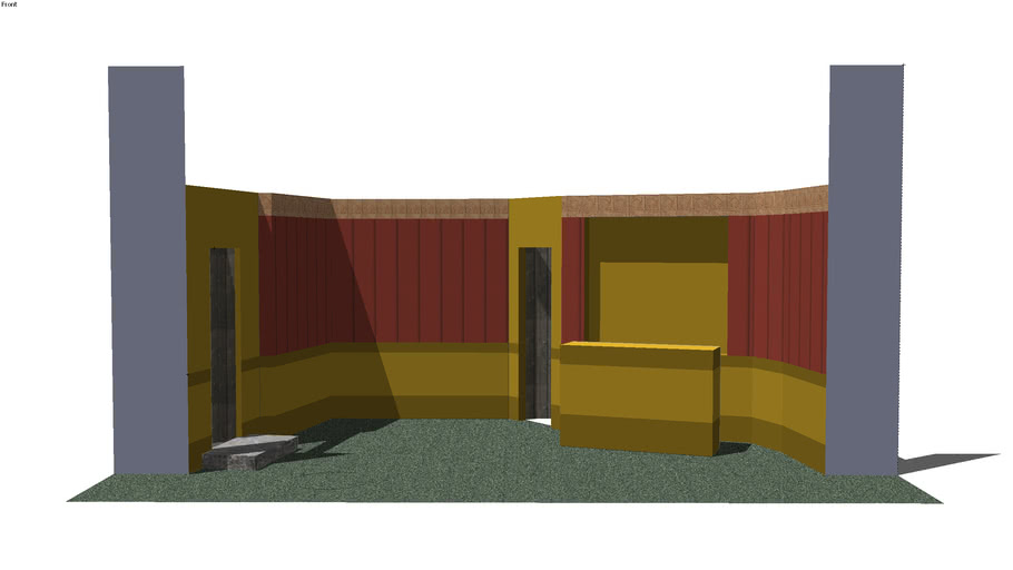 Rough Set Design - Picasso At The Lapin Agile