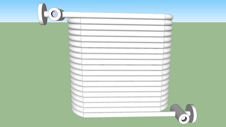 Sampler Cooler - Sanitary