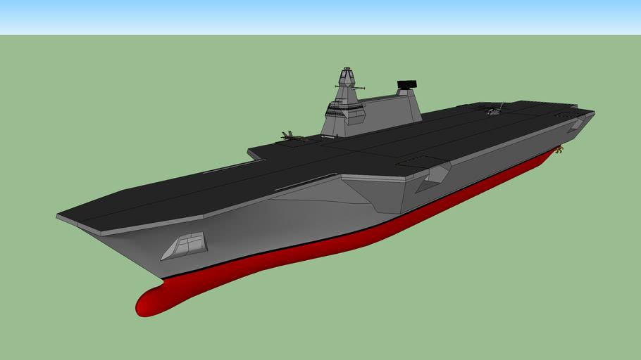 amphibious assault carrier