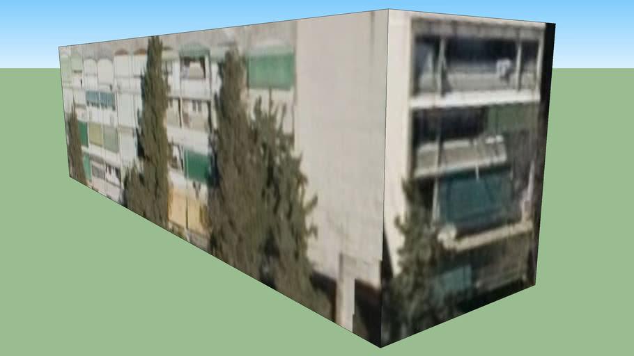 Building in Tavros 17778, Greece