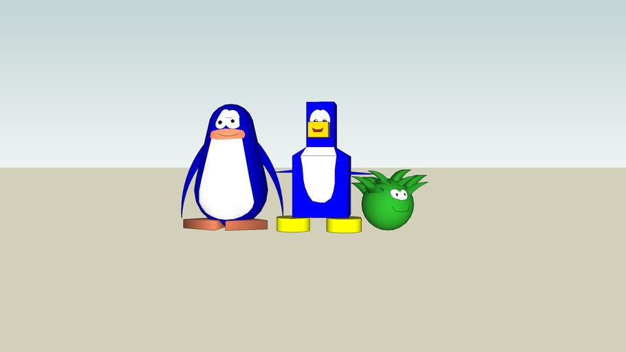 club penguin family