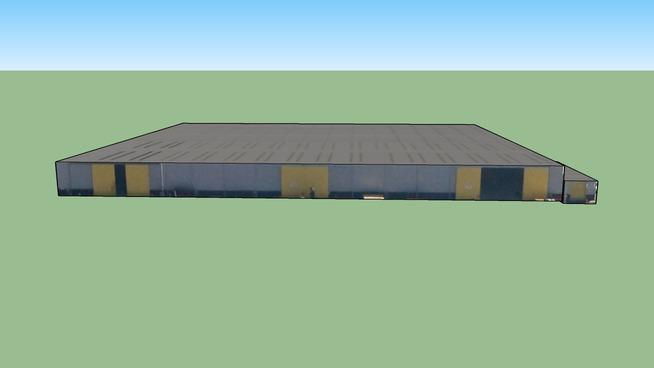 Bâtiment situé Port Melbourne VIC, Australie