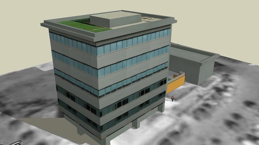 Edificio Cartuja 93