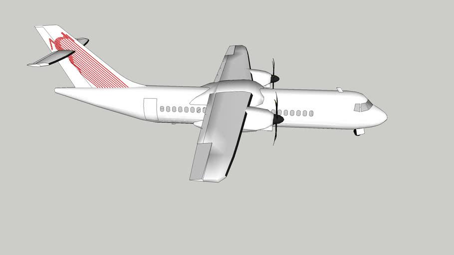 Tunisair ATR 72-500