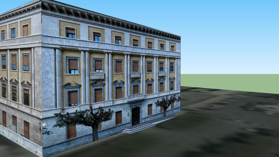 Palazzo Genio Civile Trapani