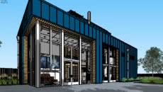 Industrial Grade House