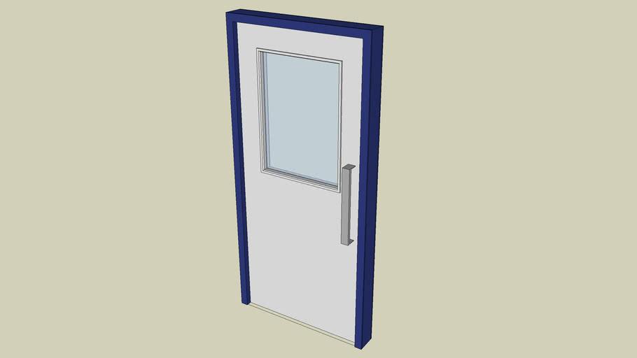 Door with Window (Non-CGM)