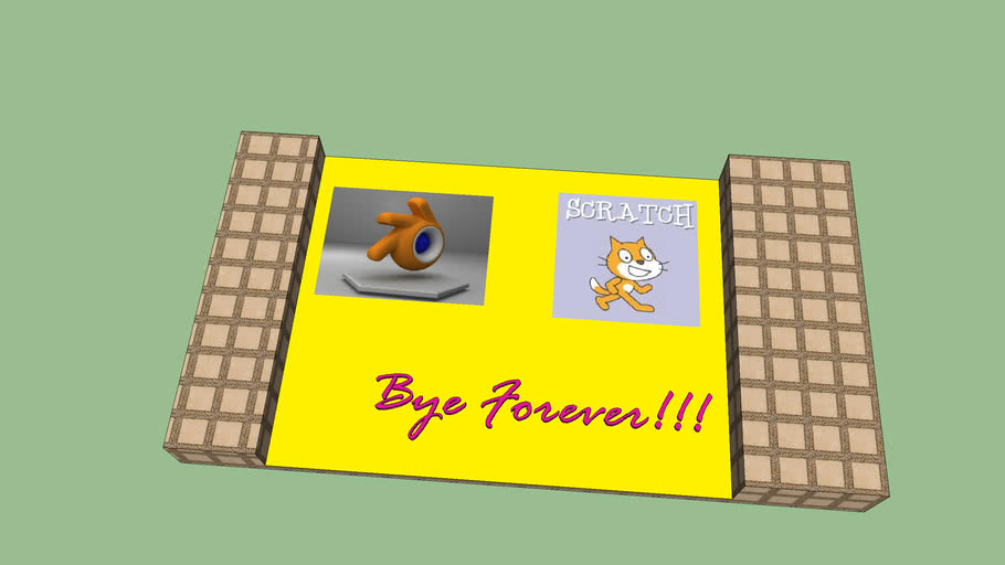 BYE FOREVER !!!!