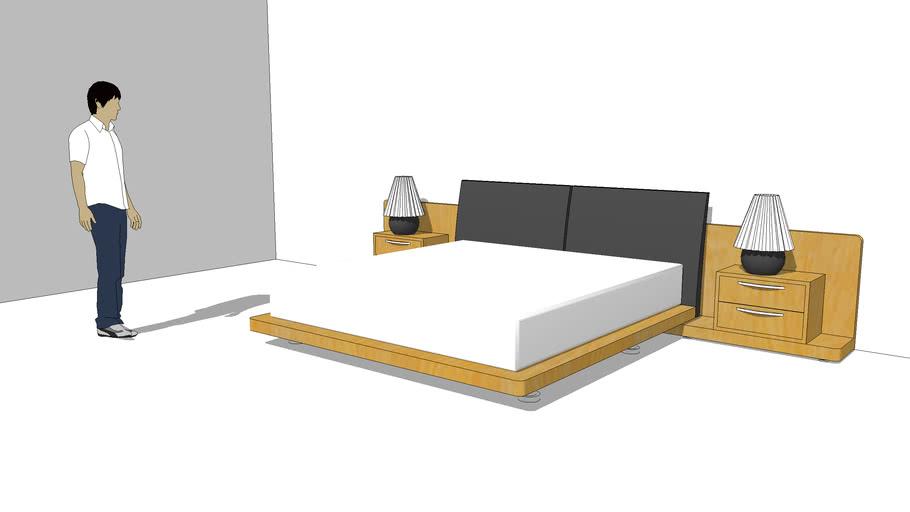 Bed mwendaa