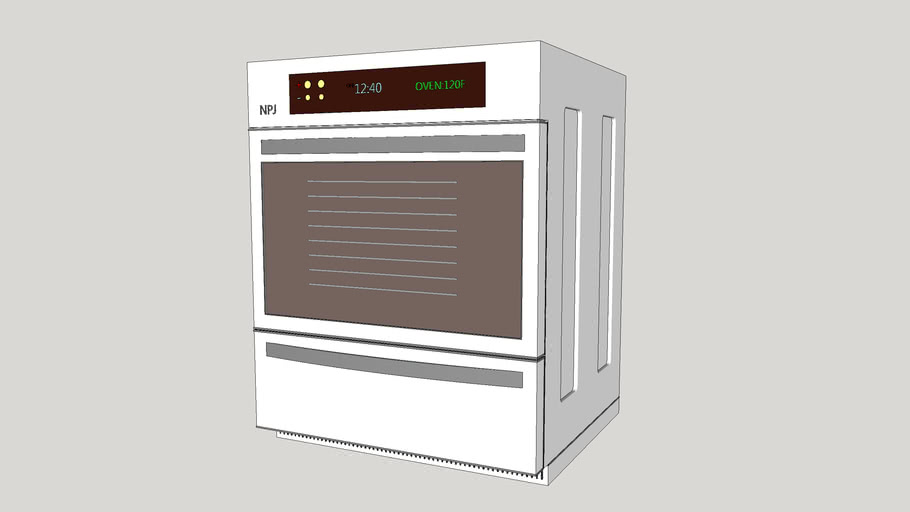Oven new