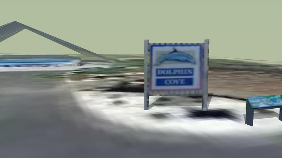 Sea World San Antonio Dolphin Cove