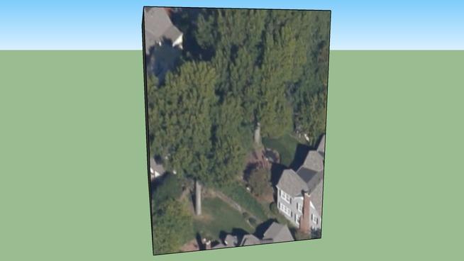 Bâtiment situé Prairie Village, Kansas 66208, États-Unis