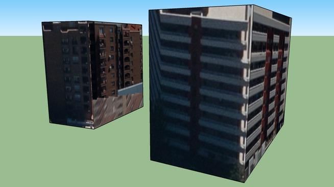 Edificios, Godoy Cruz, Mendoza, Argentina