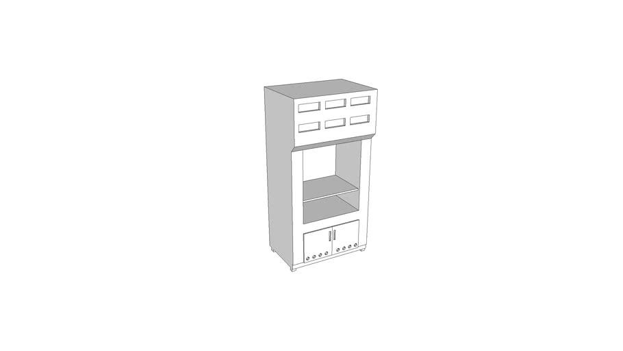 L2200 - Hood, Fume, Floor Standing