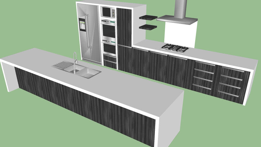 modern kitchen http://www.facebook.com/pages/The-Little-Architect/105428272867314