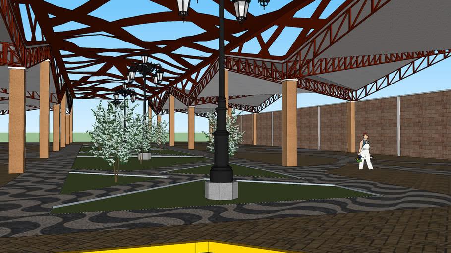 Plaza Multiusos