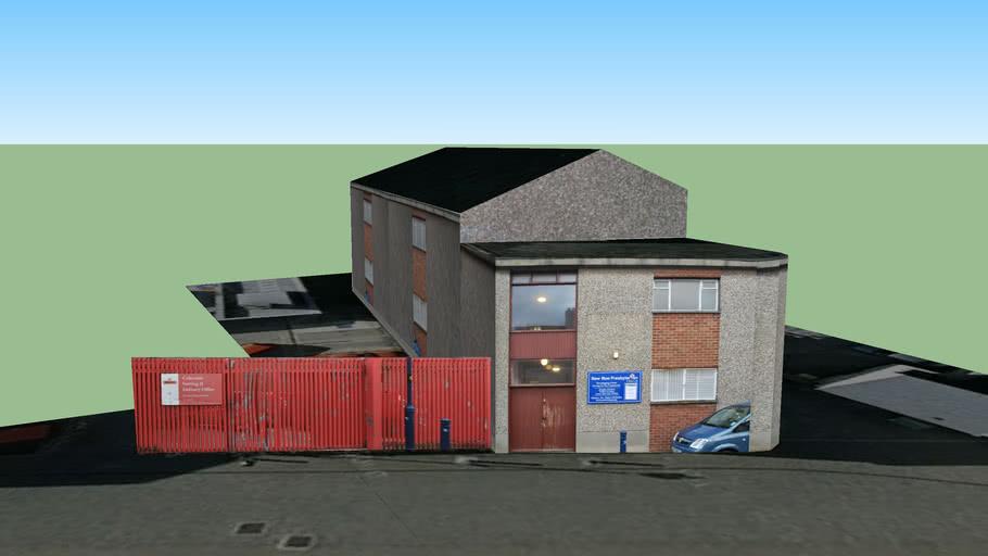 24 Society Street  Coleraine - New Row Presbyterian Church Hall