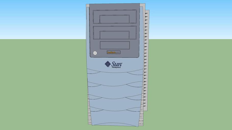 Sun Microsystems Sun Blade 2000 workstation computer