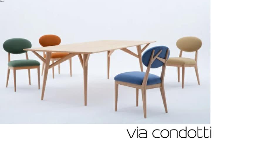 Cadeira Amazonia - Tina e Lui | +55 Design
