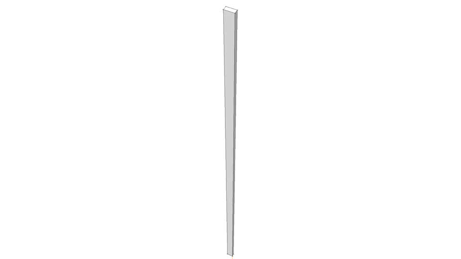 2x4 stud (192 in)